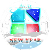 NEXT LAUNCHER NEW YEAR THEME