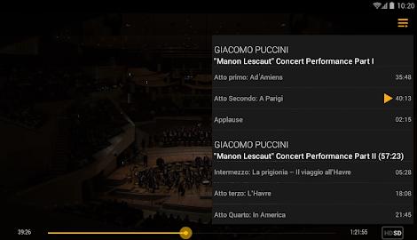 Digital Concert Hall Screenshot 11