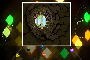 Screenshot of Diamonds Well Escape