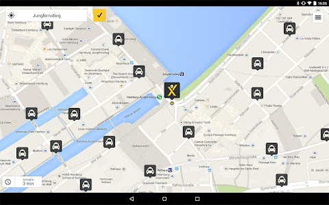 mytaxi – The Taxi App screenshot 10