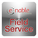e-nable Your Field Service icon