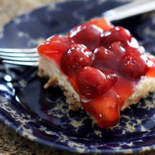 Cherry Pretzel Dessert