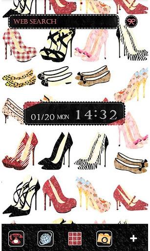 Chic Wallpaper Shoes! 1.0 Windows u7528 1