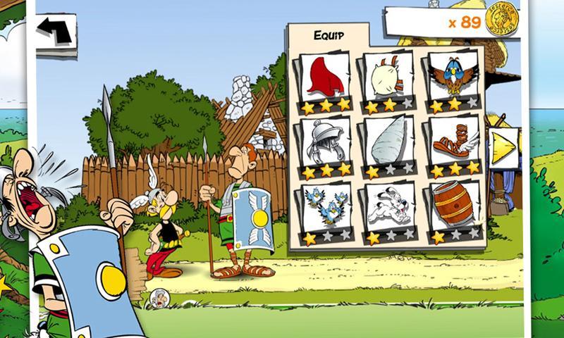 Asterix Megaslap screenshot #5