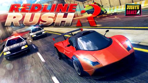 Redline Rush Screenshot 1