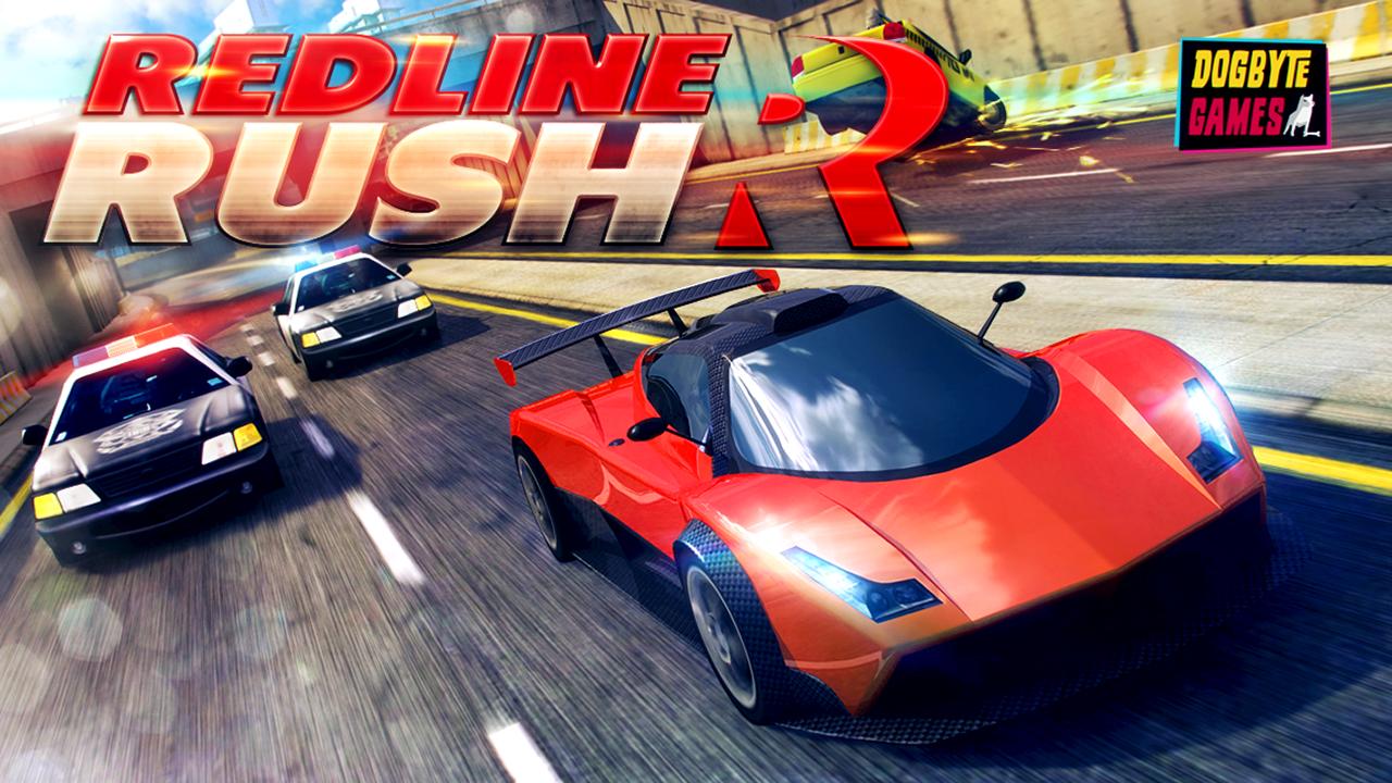 Redline Rush screenshot #1