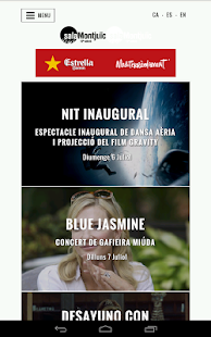 Sala Montjuïc - screenshot thumbnail