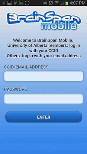 BrainSpan U of Alberta