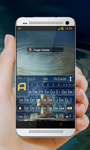 国际象棋世界 AiType Theme|玩個人化App免費|玩APPs