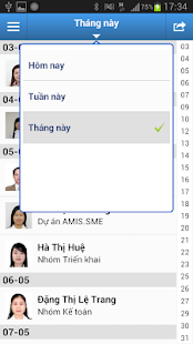 AMIS HRM- screenshot thumbnail