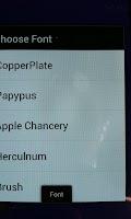 Screenshot of Explore Files