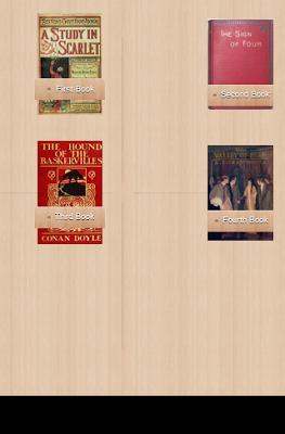Sherlock Holmes Books Free - screenshot