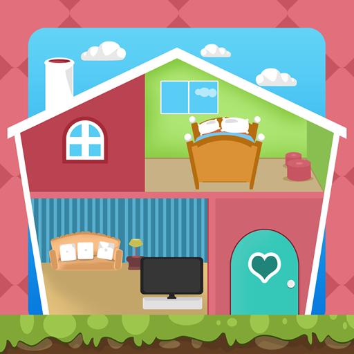 游戏 装饰 住房 解謎 App LOGO-APP試玩