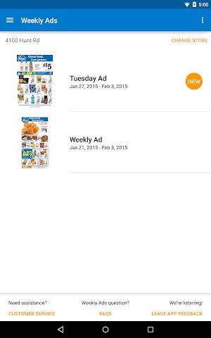 6 Kroger App screenshot