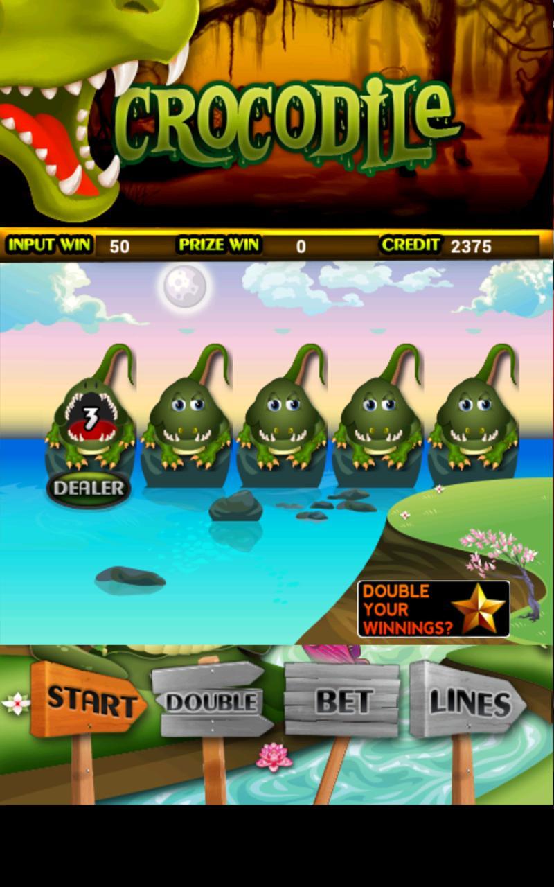 Crocodile HD Slot Machines screenshot #2