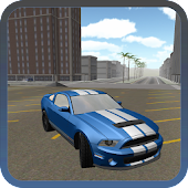 Extreme Muscle Car Simulator APK for Bluestacks