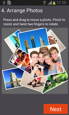 Photo Collage - Collage Maker - screenshot