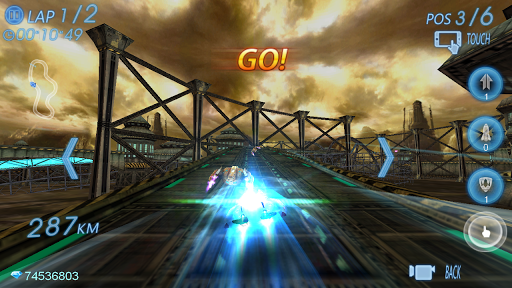 Space Racing 3D - Star Race  screenshots 7