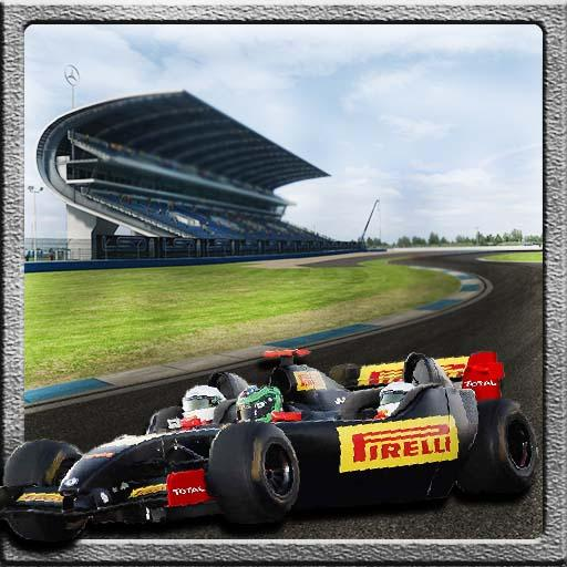 赛车游戏のチャンピオン 車 レーシング LOGO-記事Game