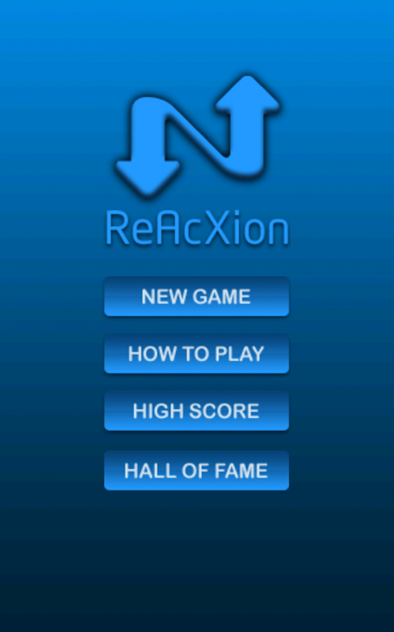 ReAcXion - Reaction time! - screenshot