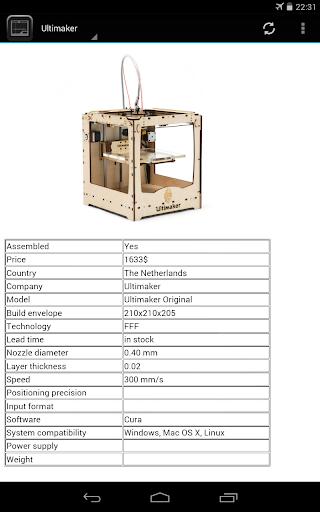 免費下載教育APP|3D Printers app開箱文|APP開箱王
