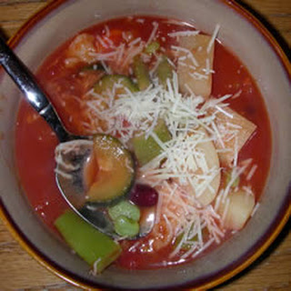 Easy Vegetable Soup I
