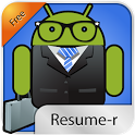 Resume-r icon