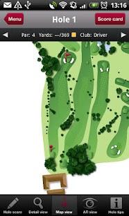 Marriott Golf UK- screenshot thumbnail