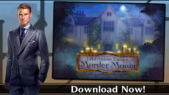 Adventure Escape: Murder Manor- screenshot thumbnail