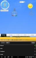 Screenshot of Indian Weather