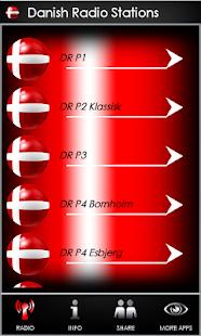 Danish Radio Stations - náhled