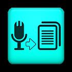 Speech To Text To Speech icon