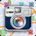 Lomap icon