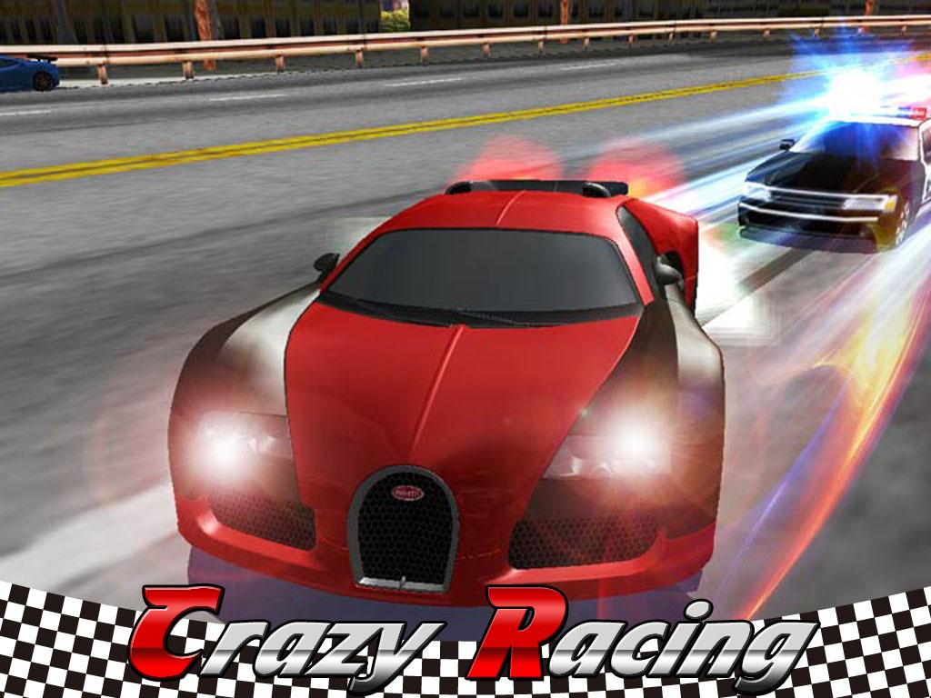 Crazy Racing- screenshot