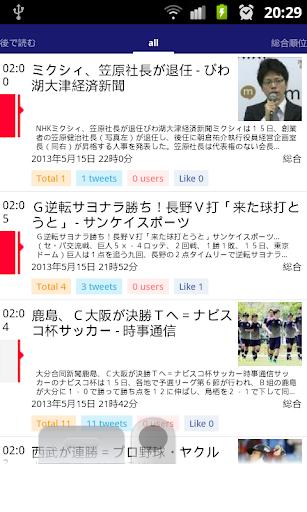 Achilass Googleニュース/いま話題のニュースを