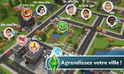 Les Sims™ GRATUIT - screenshot thumbnail