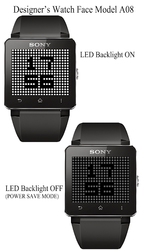 A08 WatchFace for SmartWatch2