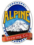 Logo for Alpine Brewing Company