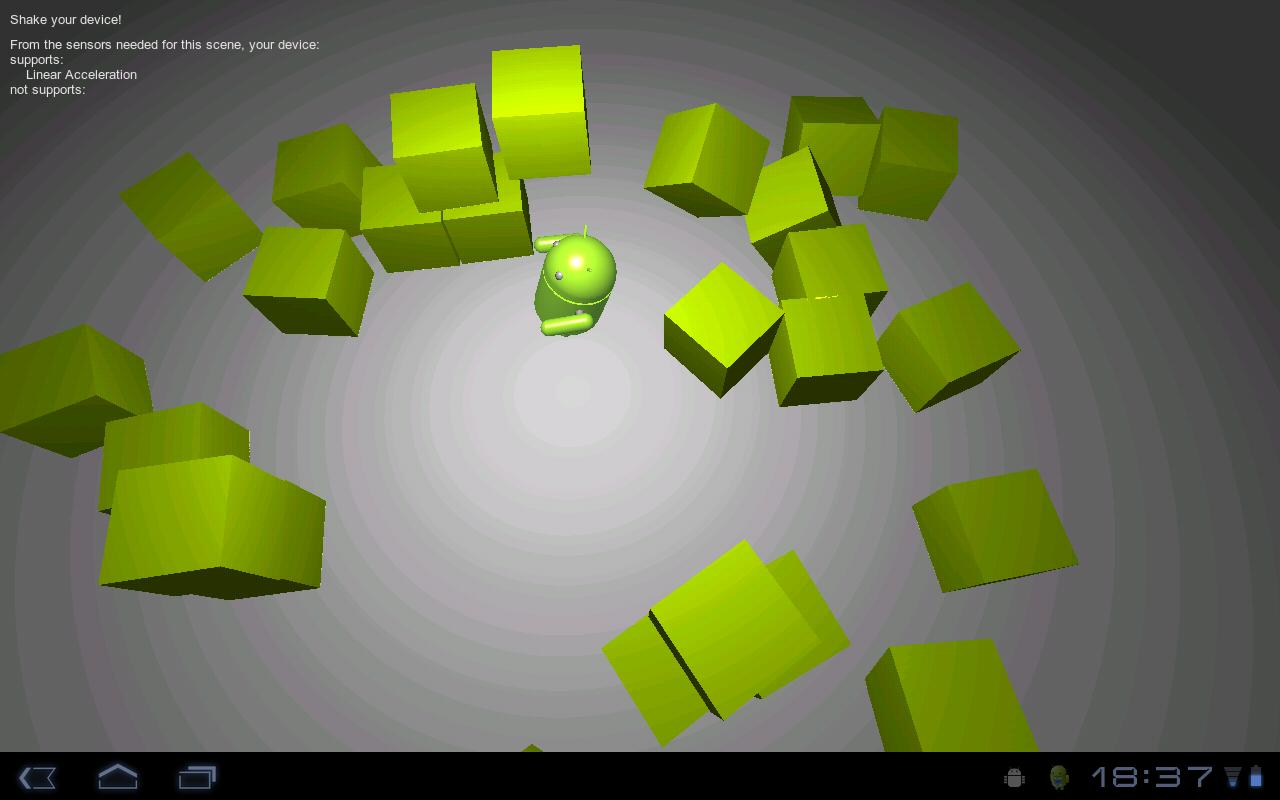 GyroDroid- screenshot