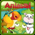 Puppy & Piggy: Kids Animals icon