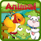 Puppy & Piggy: Kids Animals 1.5 Apk