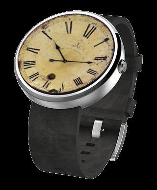 Retro Watchface