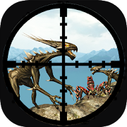 Game Alien Sniper 3D Combat apk for kindle fire