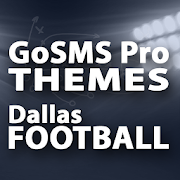 GoSMS Dallas Football Theme