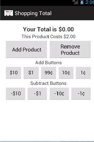 【免費購物App】Budget-Shopping Calculator Pro-APP點子