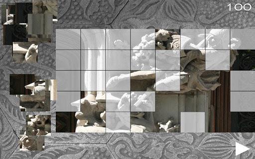 Casa Ametller BCN. Puzzle