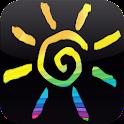 Scratch Draw Groovy! Art Game logo