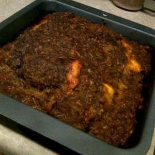 Prairie Meat Loaf