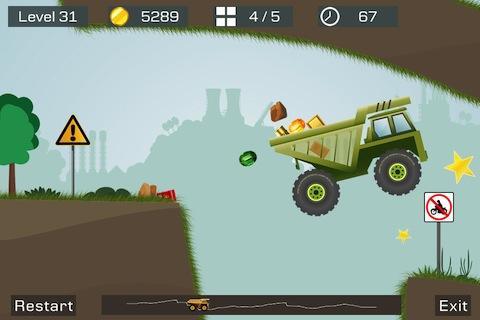 Big Truck --best mine truck express simulator game 3.39 Cheat screenshots 4