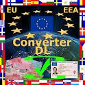 Converter EU DL